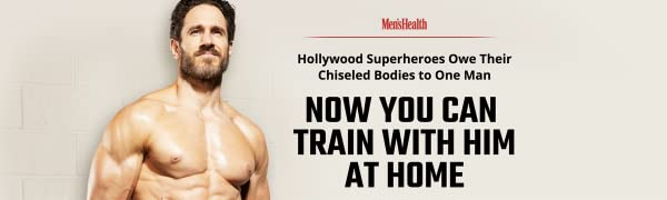 don saladino work out with hollywood superhero trainer