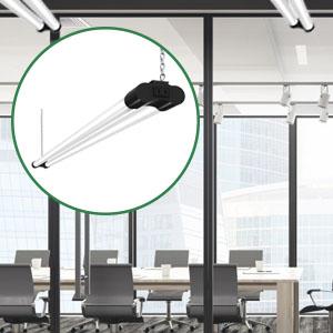 Linkable LED Utility Shop Light