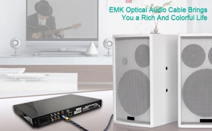 digital optical audio cable
