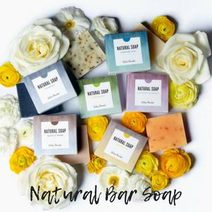 natural bar soap essential oils