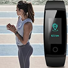 b8cee989 2b88 4175 8e7b cd120cf4193a. CR0,0,300,300 PT0 SX220   - MorePro Waterproof Health Tracker, Fitness Tracker Color Screen Sport Smart Watch,Activity Tracker with Heart Rate Blood Pressure Calories Pedometer Sleep Monitor Call/SMS Remind for Women Men