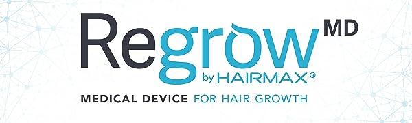 Regrow 272 hairmax rebrote de cabelo a laser médico