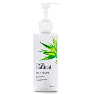 Acne Face Wash With Salicylic Acid