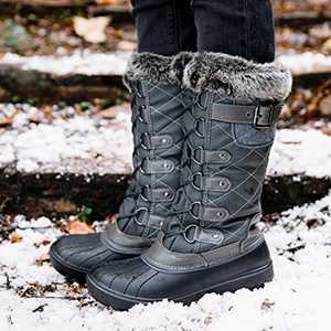 Dream Pairs Snow Boots for women