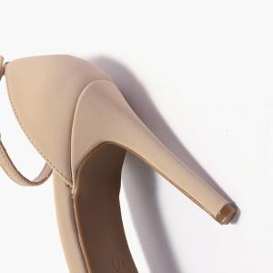 stiletto heel