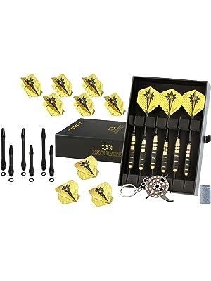CC-Exquisite Luminary darts set