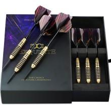 cc-exquisite darts case for 6 darts 3 darts