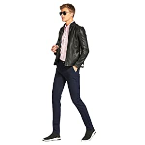 slim fit dress pants for men