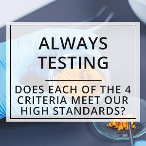 always testing