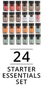 24 essentials set