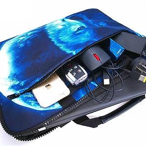 iColor Laptop Carrying Shoulder Bag