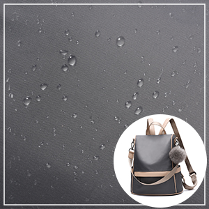 women backpack purse