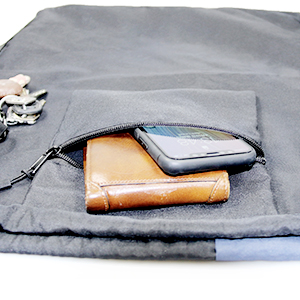 Cinch sack backpack