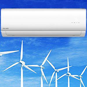 OLMO Aplic Ductless Mini Split Air Conditioner