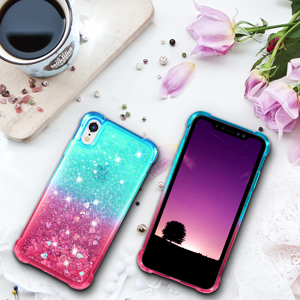 iphone xr case glitter
