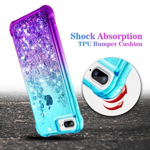 iphone 6s plus glitter case
