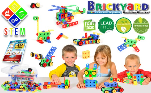 Educational Construction Engineering Building Blocks