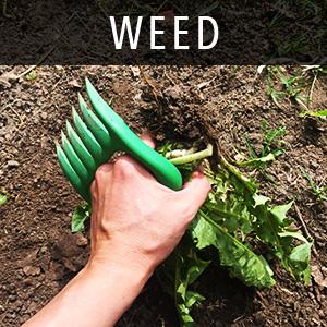raised bed soil, raised garden box, garden cultivator, weeder tool, weeding tools, small garden