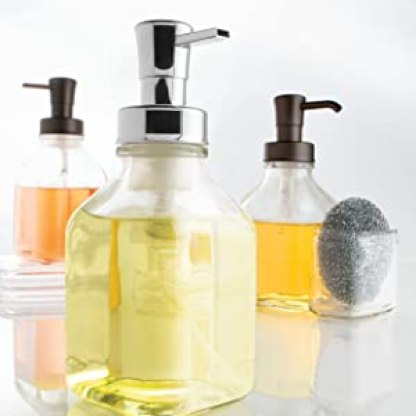 When creating your soap solution, use oil-based castile soap for the best results