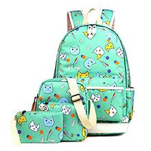 school backpack colourful school bag