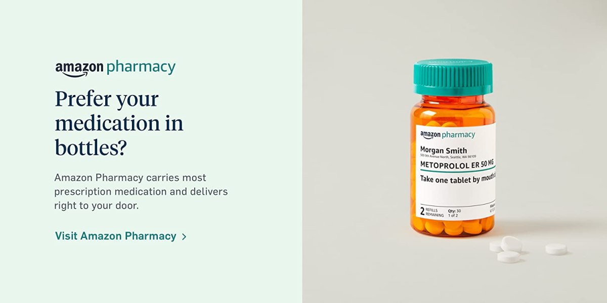 Amazon.com: PillPack by Amazon Pharmacy : PillPack by Amazon Pharmacy