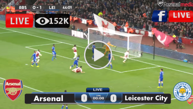 Photo of Arsenal vs Leicester City Live Football Score 23-09-2020