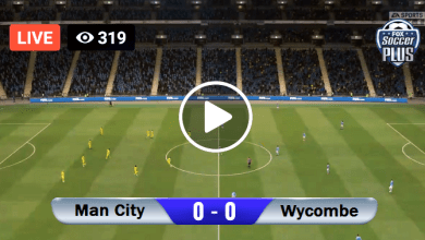 Photo of Manchester City vs Wycombe Live Football Score 21-09-2021