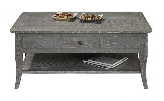 table basse rectangulaire 100x60