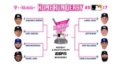 Image result for 2017 mlb home run derby