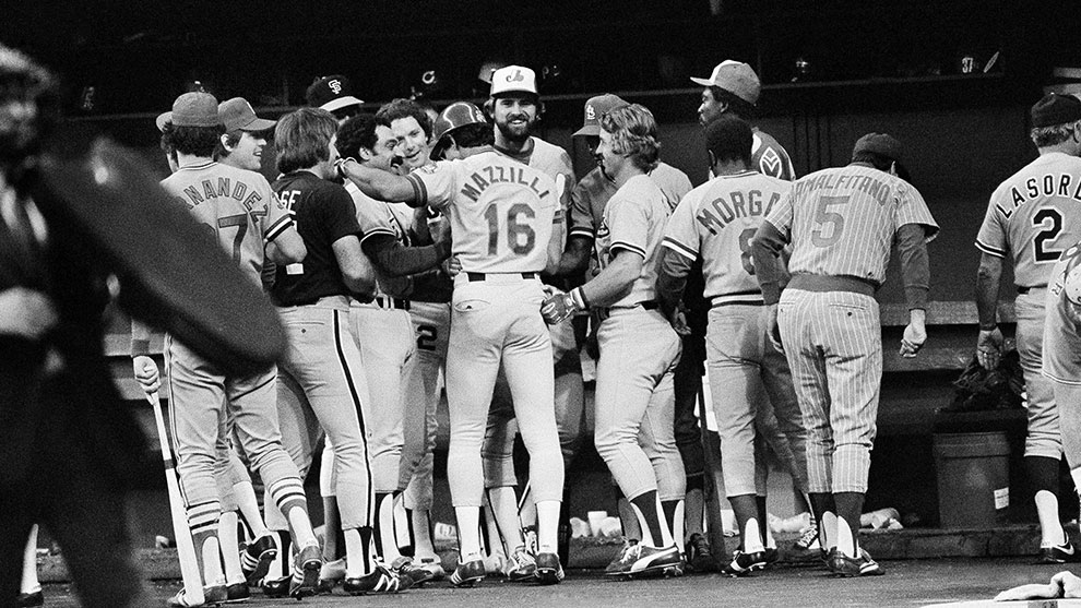 Image result for 1979 lee mazzilli all star game