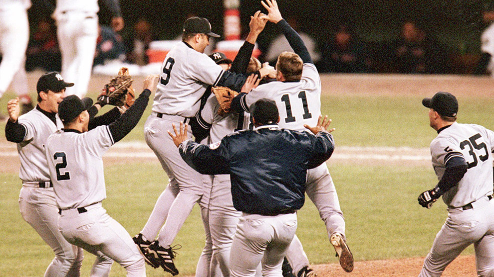 Image result for 1999 alcs game 5