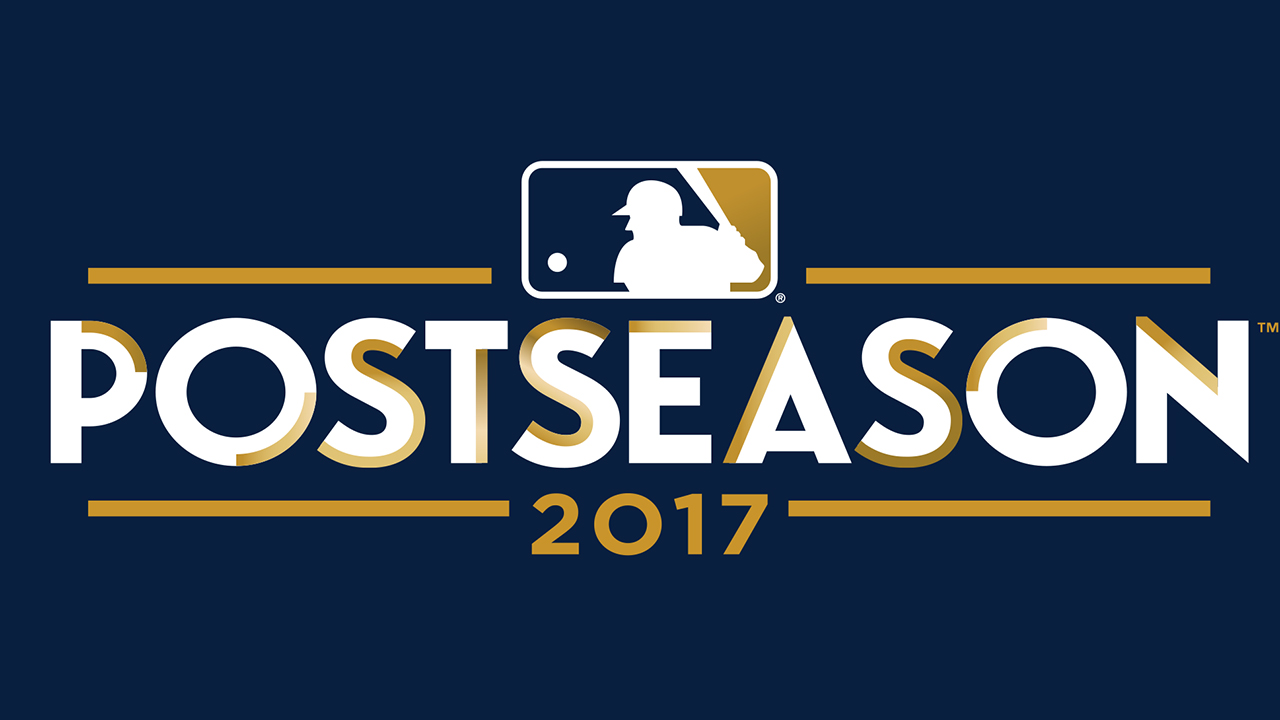 Image result for 2017 baseball playoffs logo