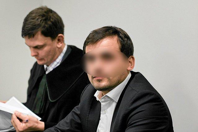 Marcin D.w Okręgowej Radzie Adwokackiej.