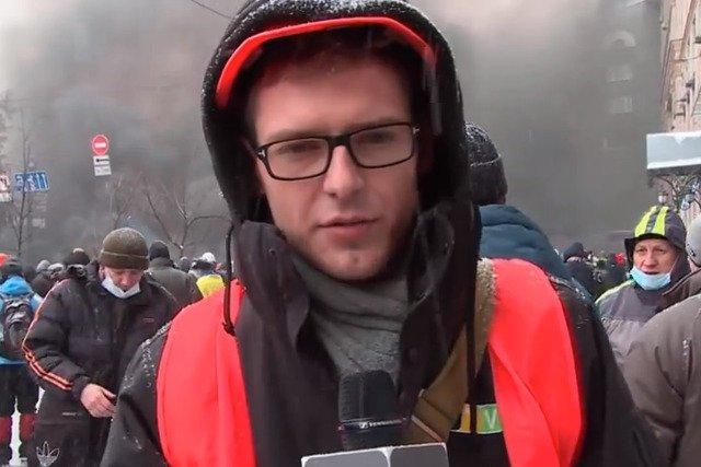 Bartłomiej Maślankiewicz opowiedział w sieci o pracy w TV Republika