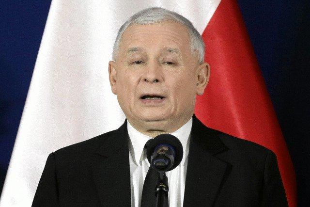 Jarosław Kaczyński wspiera protestujących górników