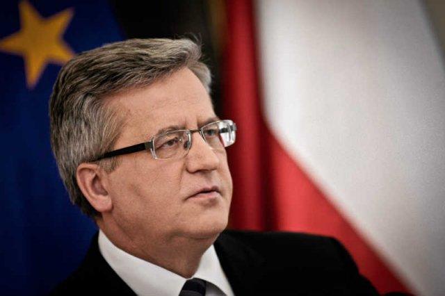 Bronisław Komorowski wykluczył udział w debatach przed pierwszą turą wyborów prezydenckich.