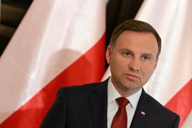 Prezydent mówił w Krynicy m.in. o referendum w sprawie wprowadzenia euro