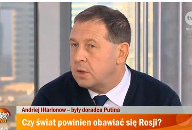 Iłlarionow: musimy się dowiedzieć, co się stało w Smoleńsku.