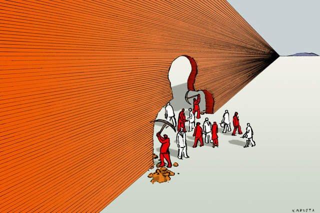 ilustracja: Janusz Kapusta