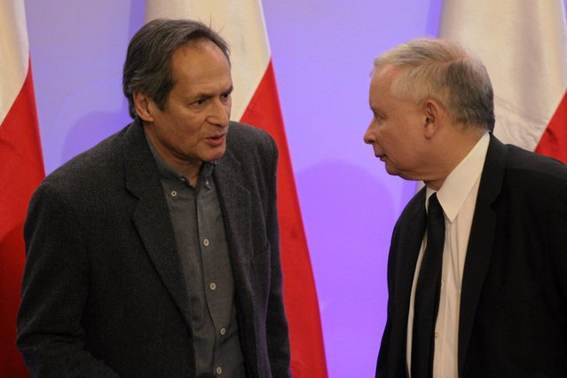 Radiowy żart Kuby Wojewódzkiego ujawnił, że mentor PiS Jerzy Zelnik jest gotów pomagać w tworzeniu czarnych list przeciwników partii Jarosława Kaczyńskiego.