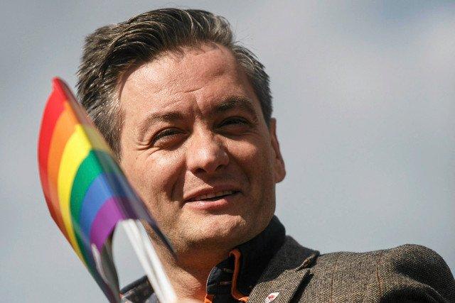 Robert Biedroń nie chce zostać mesjaszem polskiej lewicy