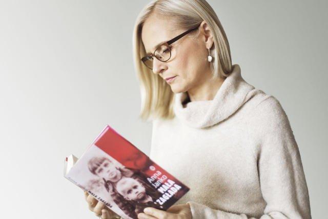 """Anna Janko, autorka """"Małej zagłady"""""""