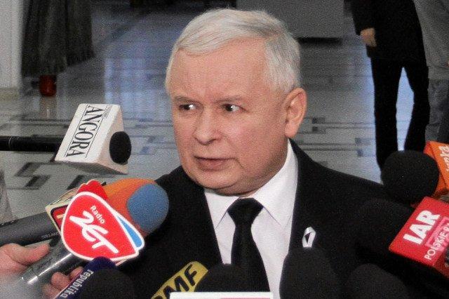 Jarosław Kaczyński nie jest zadowolony z 2014 roku