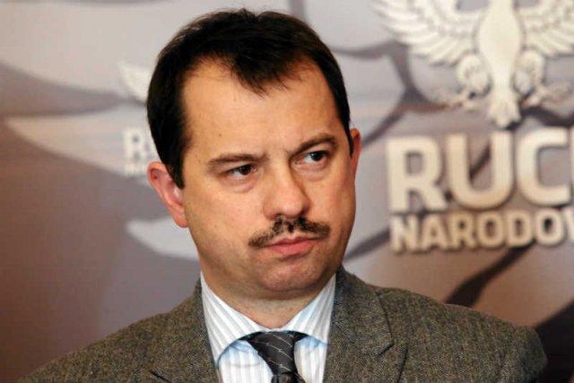 """Artur Zawisza nazywa przyszłą koalicję z Kukizem i Korwin-Mikkem """"Ku Klux Klanem""""."""