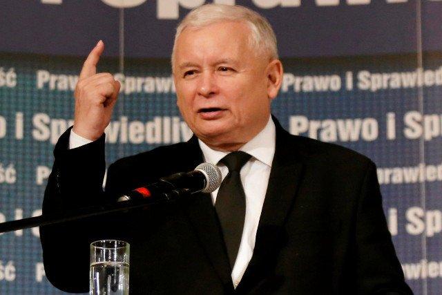 Jarosław Kaczyński to wybitny intelektualista - uważa prof. Robert Gliński.