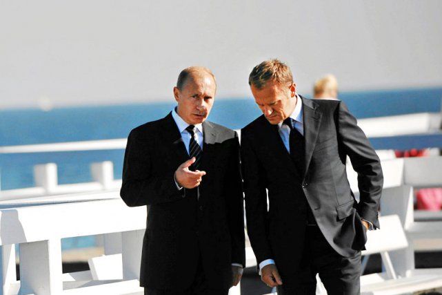 W 2009 roku Donald Tusk i Władimir Putin rozmawiali w cztery oczy na sopockim molo. To tam padła propozycja rozbioru Ukrainy?