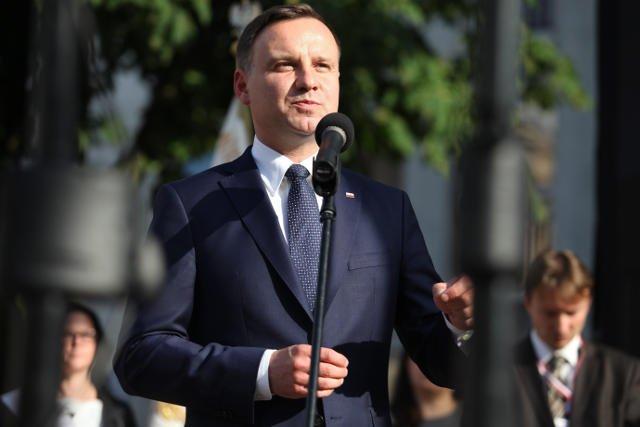 Andrzej Duda chce naprawy Rzeczpospolitej.
