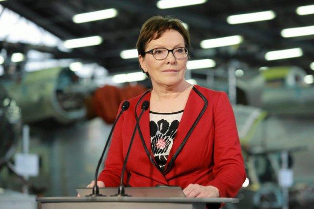 Premier Kopacz chce odzyskać zaufanie wyborców.