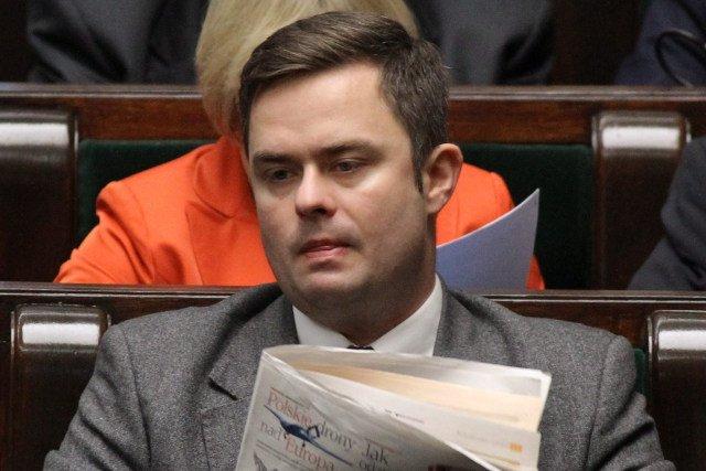 Janusz Korwin-Mikke zapewnił, że Adam Hofman nie dołączy do Kongresu Nowej Prawicy