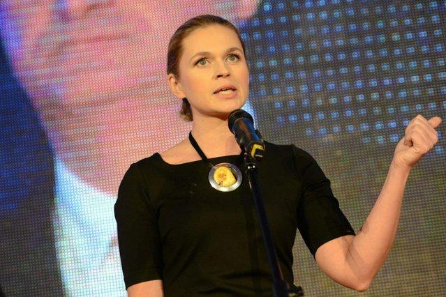 Barbara Nowacka wierzy, że lewica znajdzie się w Sejmie nowej kadencji.